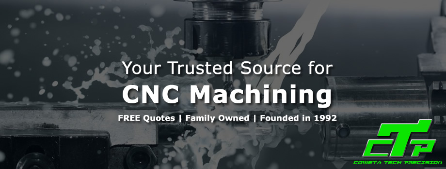 Coweta Tech Precision is Your Trusted Source for CNC Machining Services in and around the Atlanta, GA area. We specialize in CNC Machining, CNC Milling, CNC Turning, Precision Machining, Swiss Machining and all contracted machining needs.